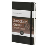 Записная книжка Moleskine Passions Chocolate Journal (210x130 мм, чарная, 240 страниц)