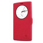 Чехол Nillkin Fresh Series Leather case для LG G4 F500 (красный, кожаный)