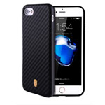 Чехол Seedoo Flux case для Apple iPhone 8 (черный, карбон)