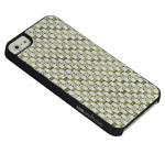Чехол Discovery Buy Summer Sleeping Mat Case для Apple iPhone 5 (зеленый, тканевый)