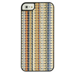 Чехол Discovery Buy Summer Sleeping Mat Case для Apple iPhone 5 (голубой, тканевый)