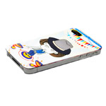 Чехол Discovery Buy Changeable Spirit Case для Apple iPhone 5 (Jackson, пластиковый)