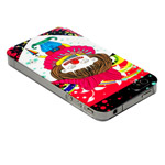 Чехол Discovery Buy Changeable Spirit Case для Apple iPhone 5 (Clown, пластиковый)