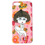 Чехол Discovery Buy Changeable Spirit Case для Apple iPhone 5 (Monroe, пластиковый)