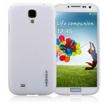 Чехол Momax Ultra Tough Clear Touch Case для Samsung Galaxy S4 i9500 (белый, пластиковый)